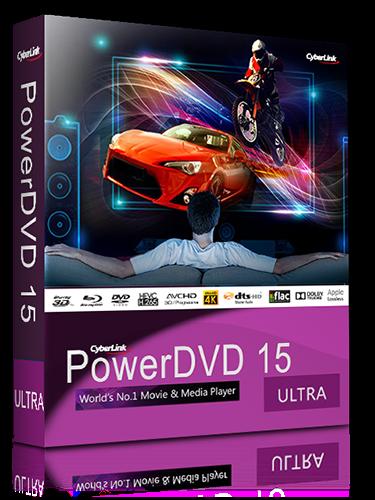 Download CyberLink PowerDVD Ultra v15.0.1510.58 Full Version