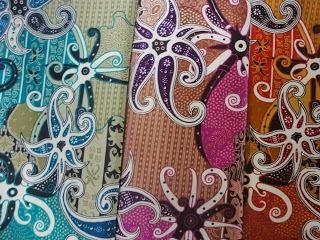 Motif Kain Batik Kalimantan Indonesia | Blog® Batik