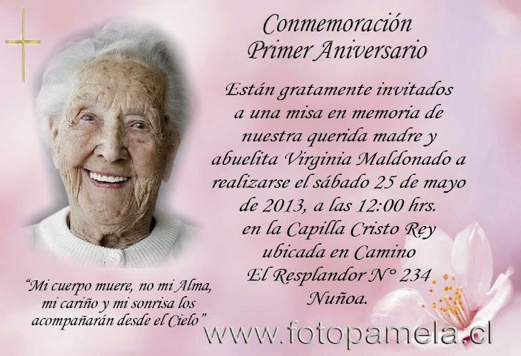 Tarjetas De Aniversario De Fallecimiento