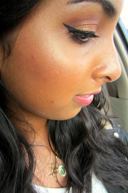 Milani Fierce Foil Eyeshine Nyx eyeshadow tarte mascara eyeliner
