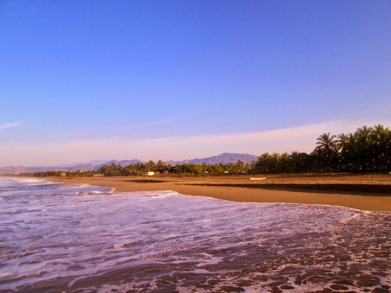 beach Playa Blanca
