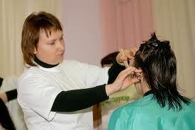 Моя майбутня професія перукар