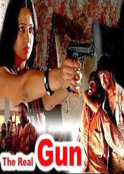 The Real Gun 2014 Hindi Dubbed DvdRip 700mb