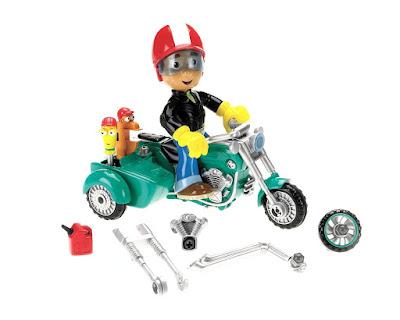 JUGUETES - DISNEY Manny Manitas - La motocicleta | Moto  Producto Oficial | Fisher Price - Mattel  R0375 | A partir de 3 años  Comprar en Amazon