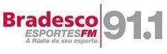 Rádio Bradesco Esportes FM do Rio da Cidade de Janeiro ao vivo