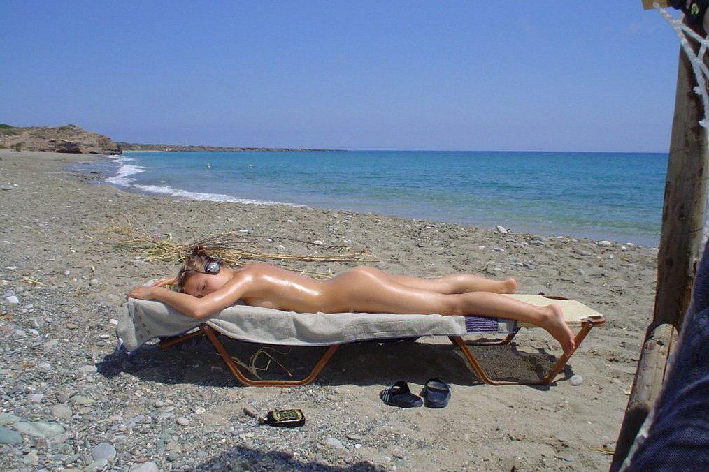 Эротические фото с пляжей в россии