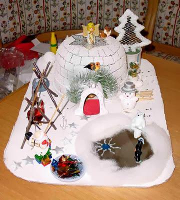 adventskalendergeschichten adventskalender basteln der iglu. Black Bedroom Furniture Sets. Home Design Ideas