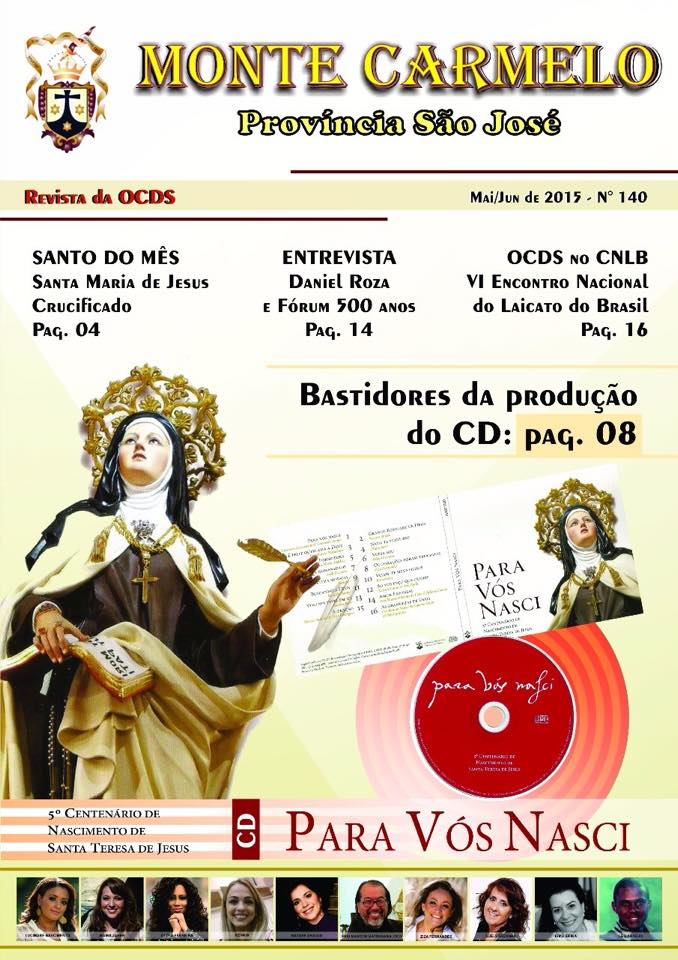Revista Virtual Monte Carmelo n° 140