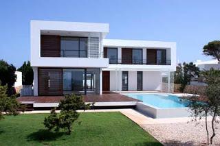 Model Gambar Rumah Modern