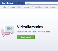 Instalar video llamada Facebook