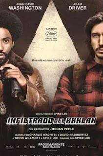 El Infiltrado del KKKlan en Español Latino