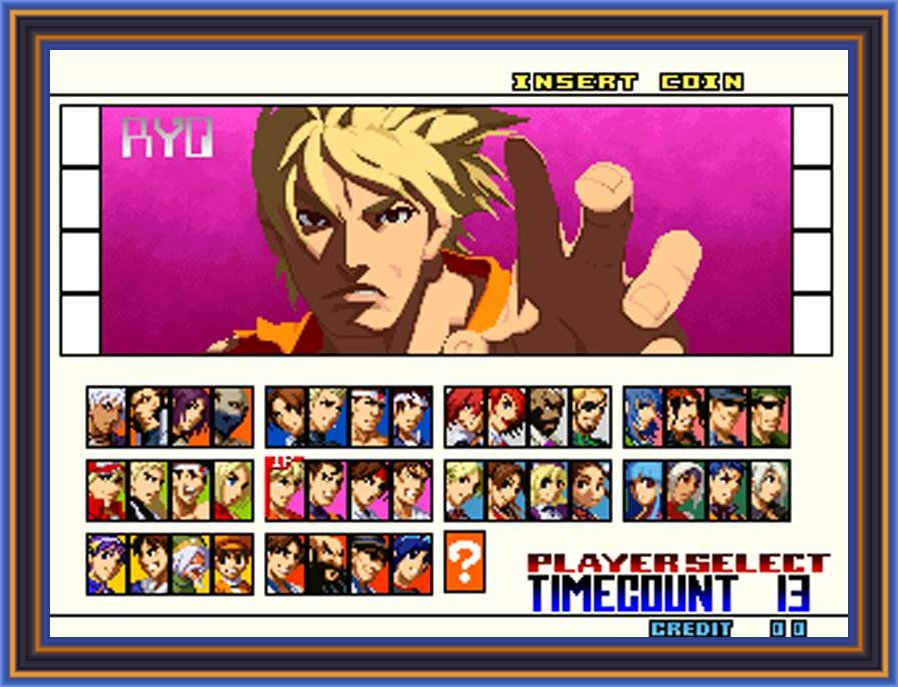 The King of Fighters 2001 (image no.4) by Farhan Kayani