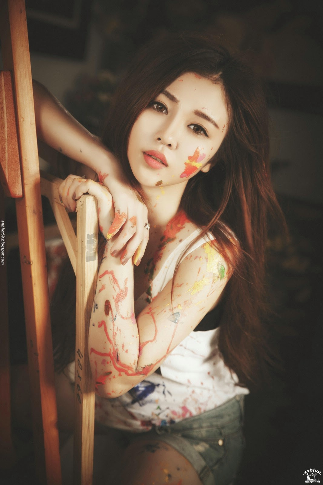 Ribi_Sachi-The_Artist-9708409443_18836e70d9_h