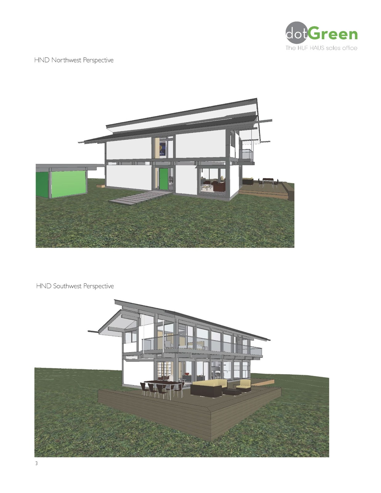 An original Huf Haus in the US: Chapter 2 - Siting and design work