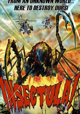 Recent Movie HD Rip Insectula! (2015)