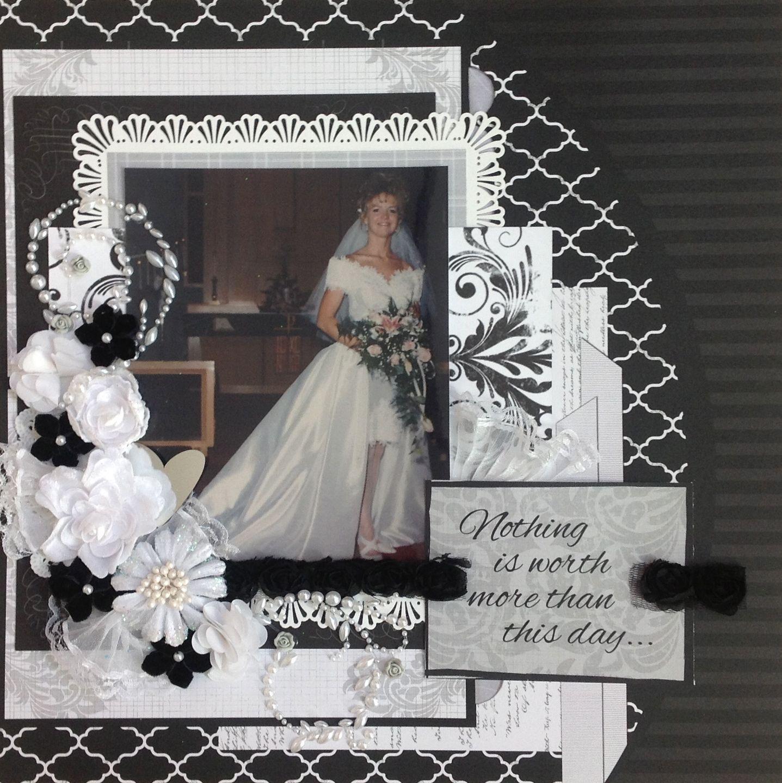 Wedding scrapbook ideas layouts - Wednesday February 20 2013