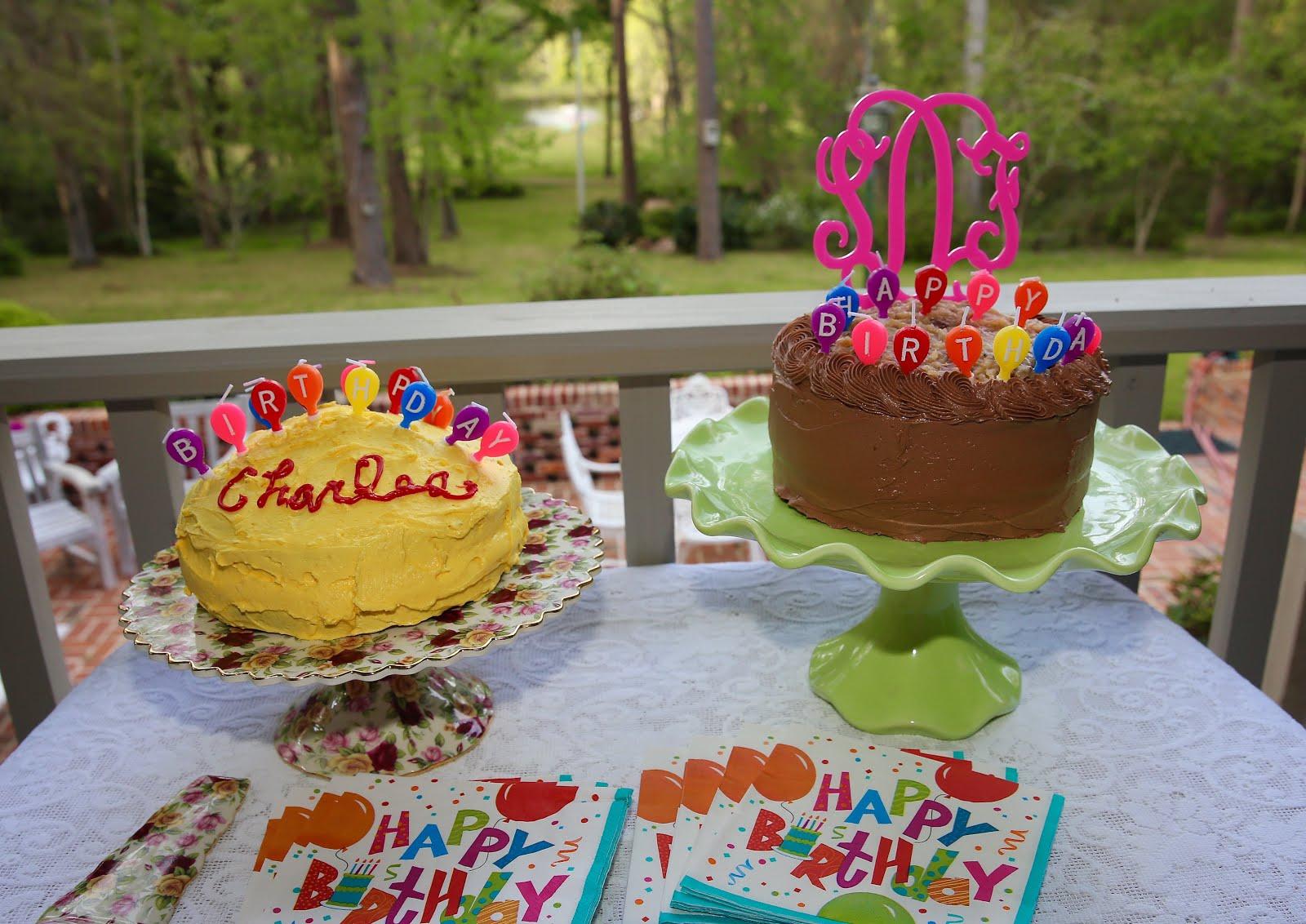 sweet southern days birthday celebrations plus recipes