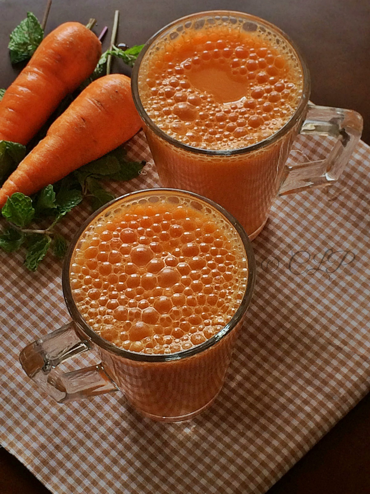 Carrot Buttermilk