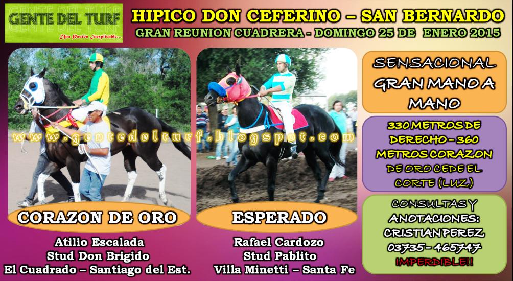 San Bernardo Clasico Central 25-01