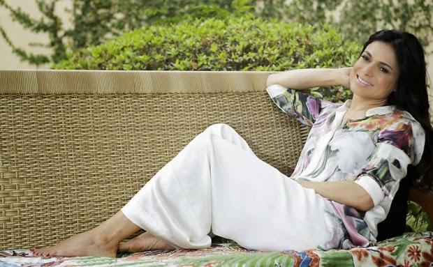 Rosana Jatobá negocia programa de sustentabilidade com o SBT