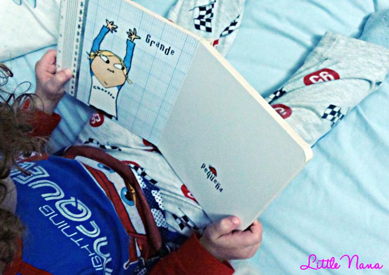 Hoy leemos opuestos juan y tolola cuentos infantiles