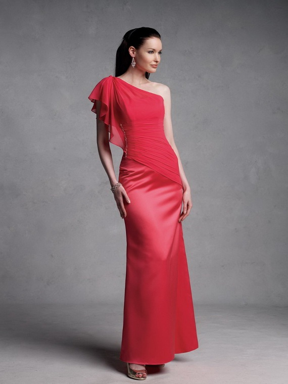 Red Bridesmaid Dresses Moreover if you do not like the shiny colour of red