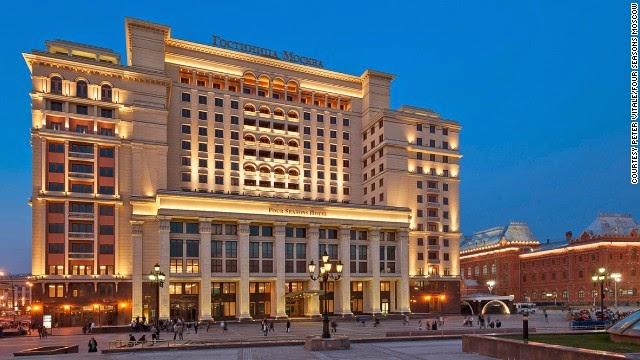 Four Seasons Moscow
