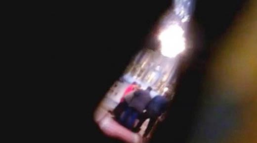 Sacerdote confirma que exorcismo grabado a través del ojo de la cerradura es real