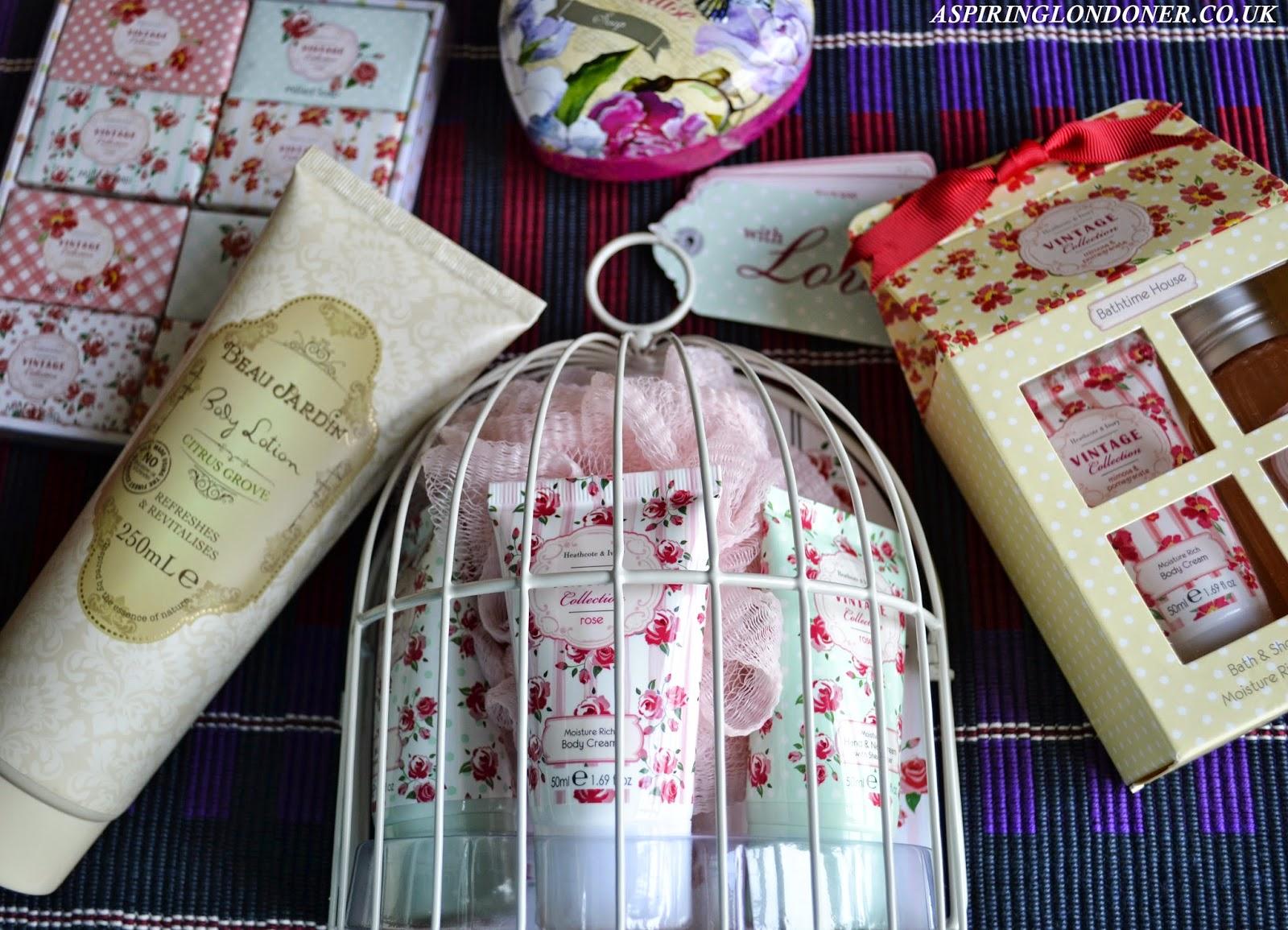 Heathcote & Ivory Gift Products - Aspiring Londoner