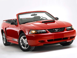 Ford Mustang 2003 wallpaper