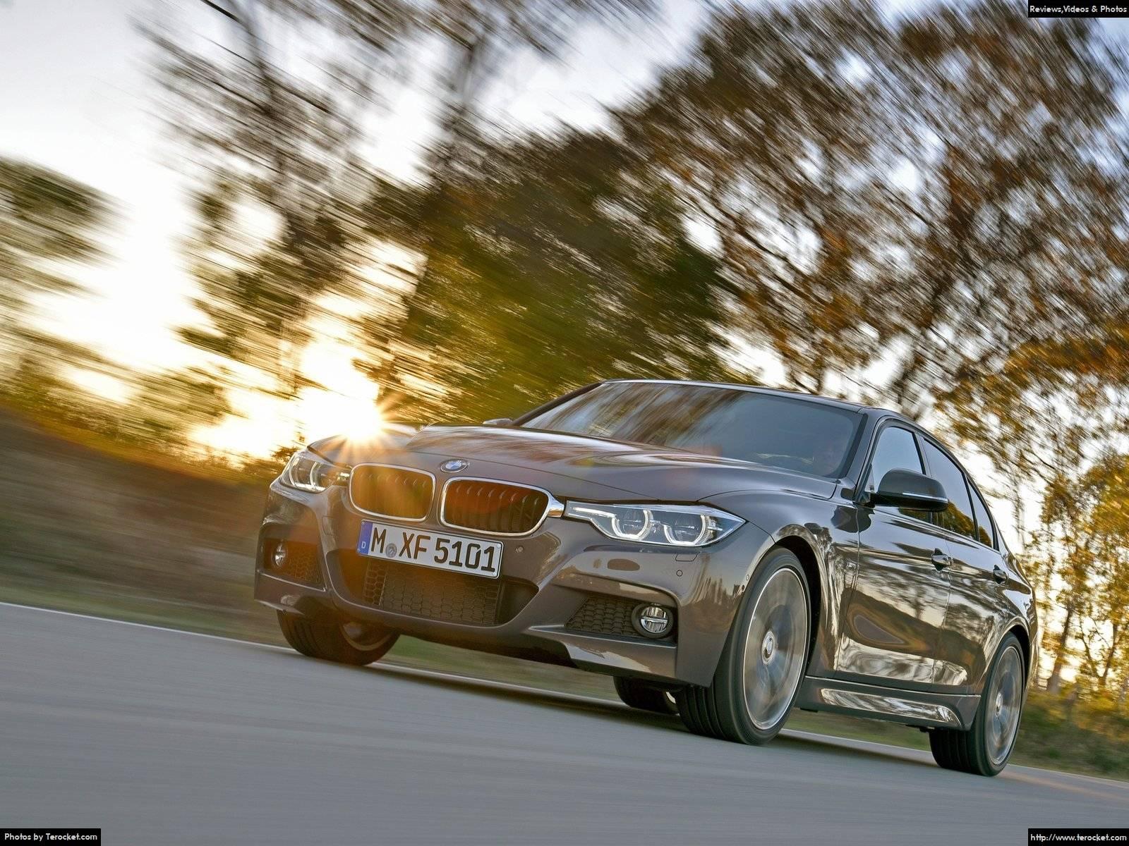 Hình ảnh xe ô tô BMW 3-Series 2016 & nội ngoại thất
