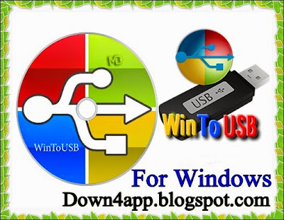 WinToUSB 2.7 For PC Latest Version Free Download