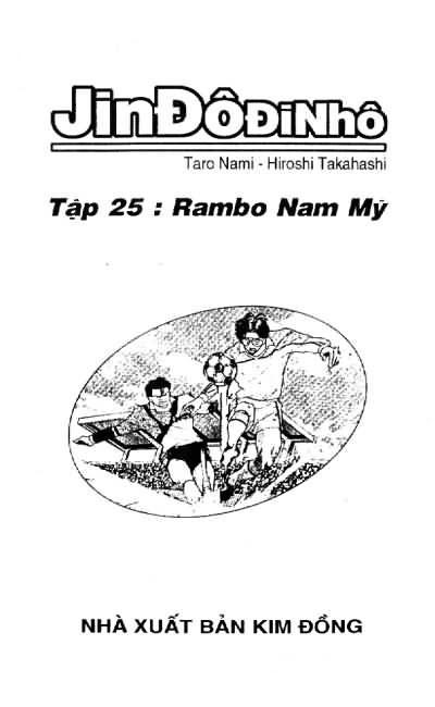 Jindodinho - Đường Dẫn Đến Khung Thành III  Tập 25 page 1 Congtruyen24h
