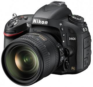 Christmas Deals Nikon D600