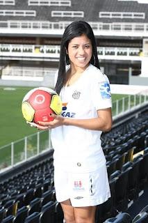 Fotos da Maurine Dorneles - Futebol Feminino