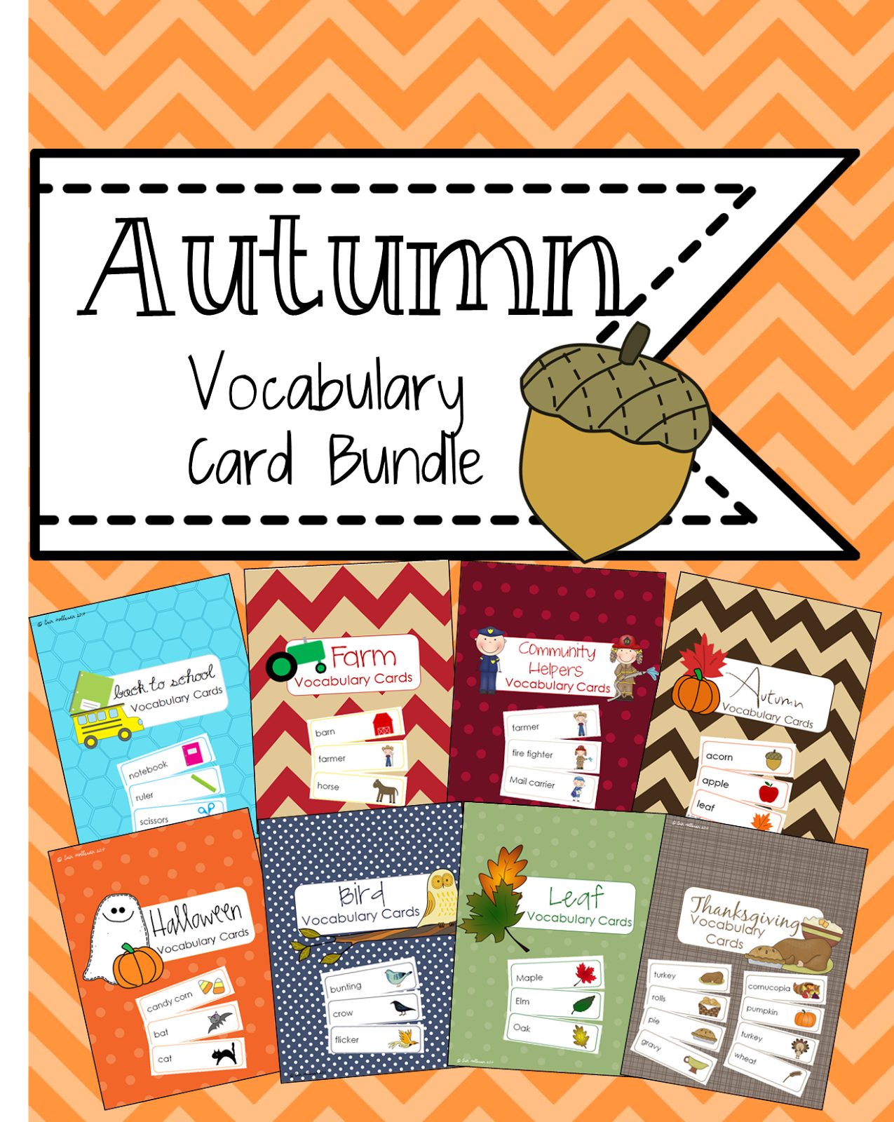 preschool ponderings using vocabulary cards in the preschool