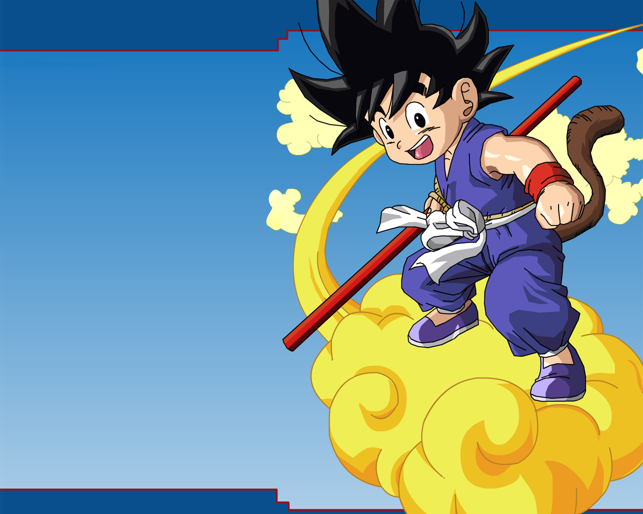 Dragon Ball HD & Widescreen Wallpaper 0.438546535972439