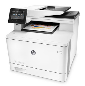 HP Color LaserJet Pro MFP M477fdw Drivers download
