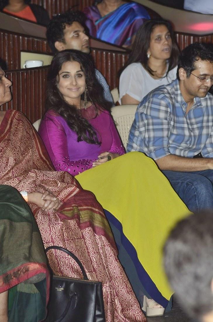 Vidya Balan at Charity Music Concert Event Stills