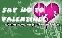 Sejarah Valentine Day, Hukum Valentine Day,Bahaya Valentine Day