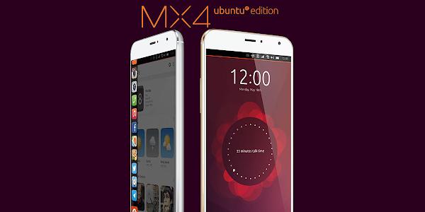 Meizu MX4 Ubuntu Edition now available
