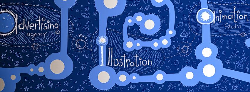 Space Giant Advertising Agency - Animation & Illustration Studio