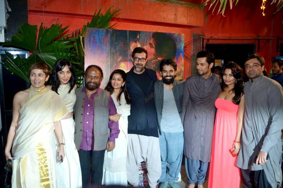 Randeep Hooda at 'Rang Rasiya' promotional event at Ensemble