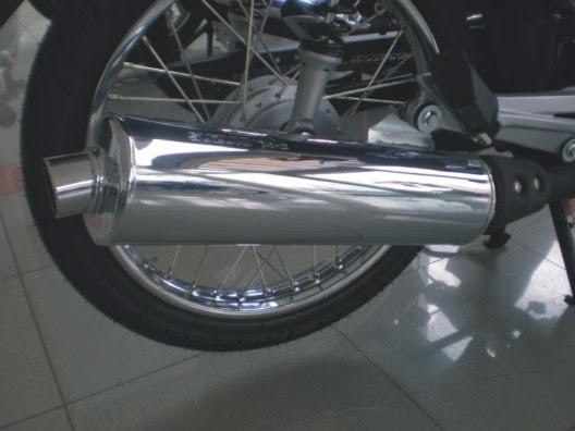 Daftar Harga Knalpot Motor Suzuki 2014