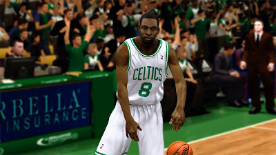 NBA 2K13 Jeff Green NBA 2K13 Patch Cyberface