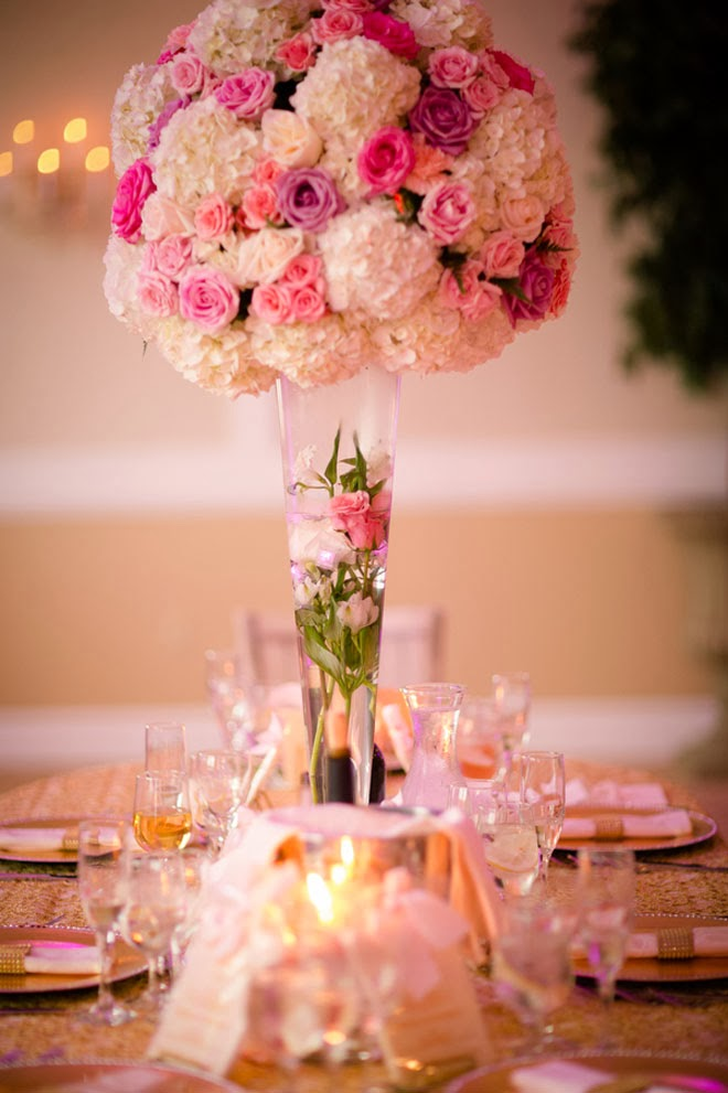 A spectacular blush wedding affair in nyc belle the magazine