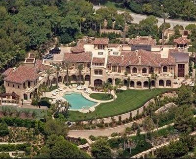 Homes Of Hollywood Celebrities Eddie Murphy Hollywood