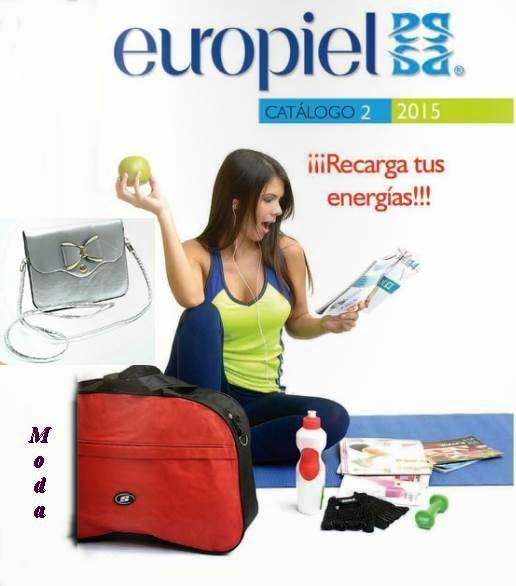 Europiel catalogo Febrero C-2 2015