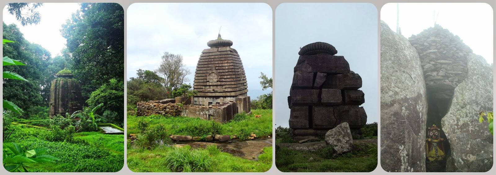 Temples of Mahendragiri