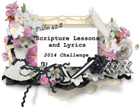Scripture Lessons and Lyrics Challenge 2014 with Patter Cross